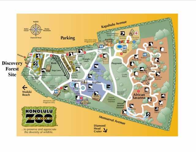 honolulu zoo map bnhspinecom