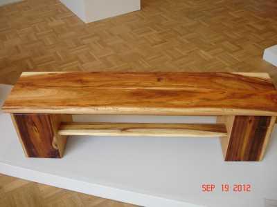 UH Manoa Studentsu0027 Young Growth Koa Furniture